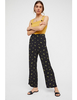 Margot Printed Pants by Free People