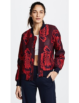 Soho Floral Bomber Jacket by Tory Sport