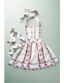 Netta Apron by Anthropologie