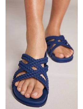 Melissa Braided Slide Sandals by Melissa