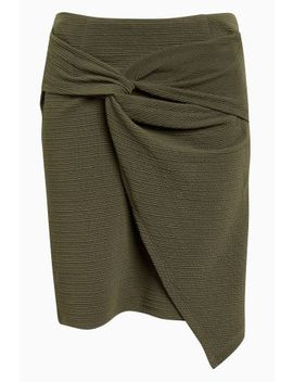 Twist Front Skirt by Next