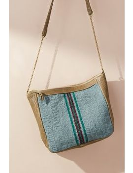 Claramonte Taj Canvas Bag by Claramonte