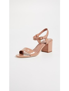 Laurel 65mm Ankle Strap Sandals by Tory Burch