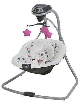 Graco Simple Sway Baby Swing, Stratus by Graco