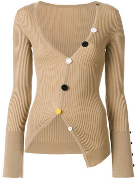 Button Applique Jumper by Jacquemus