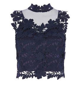 Janie Lace Tie Top by Coast