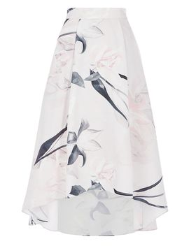Tilly Printed Skirt by Coast