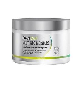 Deva Curl Melt Into Moisture Matcha Butter Conditioning Mask, 2.7 Oz Travel Si... by Deva Curl