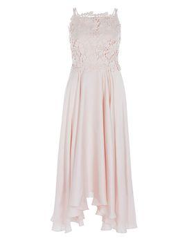 Janie Lace Midi Dress by Coast