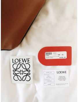 Authentic Loewe Medium Puzzle Bag In Tan by Loewe
