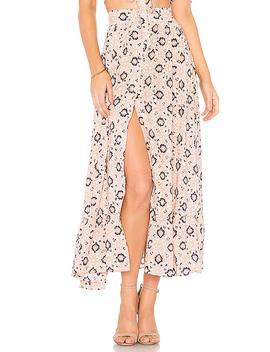 Moroccan Tile Skirt by Nightcap