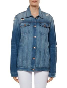 Cyra Oversize Denim Jacket by J Brand