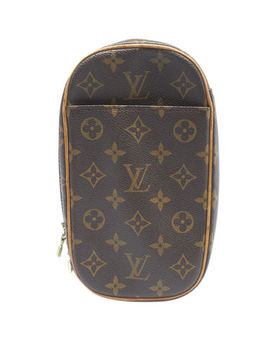 Louis Vuitton M51870 Pochette Gange Monogram Crossbody Bag by Louis Vuitton