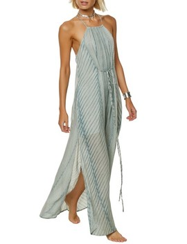 Lenore Stripe Maxi Dress by O'neill