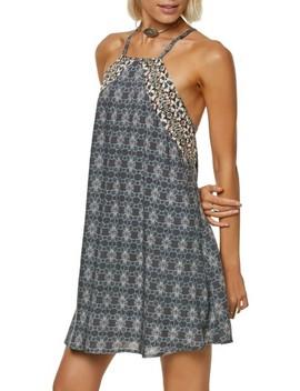 Shawna Square Neck Trapeze Dress by O'neill