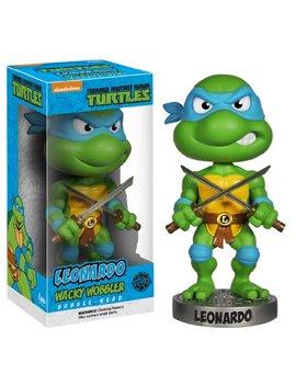 Funko Action Figure Teenage Mutant Ninja Turtles Leonardo Wacky Wobbler by Teenage Mutant Ninja Turtles