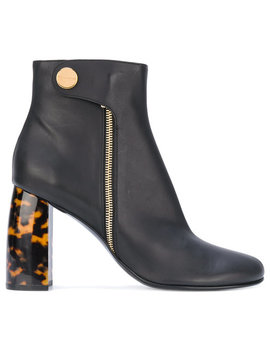 Turtledove Ankle Boots by Stella Mc Cartney