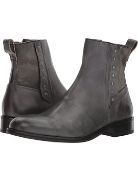 John Varvatos Mens Star Nyc Button Boot by John Varvatos