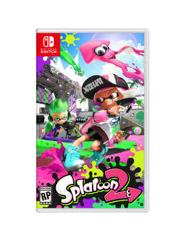 Splatoon 2 (Nintendo Switch) by Nintendo