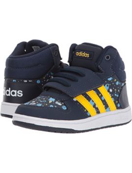 Hoops Mid 2 Cmf (Infant/Toddler) by Adidas Kids