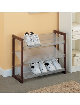 Neu Home Boston 3 Tier Shoe Rack by Kohl's