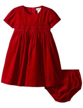 Corduroy Dress & Bloomer (Infant) by Ralph Lauren Baby