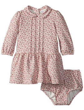 Cotton Floral Dress & Bloomer (Infant) by Ralph Lauren Baby