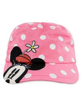 Minnie Mouse Timeless Cadet Cap   Kids by Disney