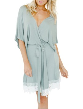 Sweetheart Robe by Plum Pretty Sugar
