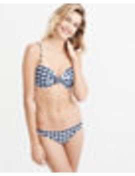 Front Knot Bandeau Top by Abercrombie & Fitch