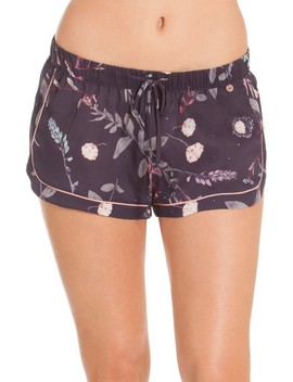 Print Lounge Shorts by Midnight Bakery