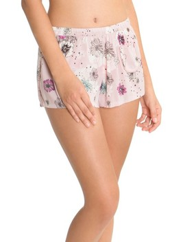 Print Pajama Shorts by Midnight Bakery