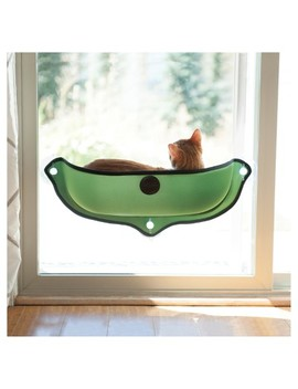 K & H Pet Products Ez Mount Window Bed Kitty Sill by K&H Pet Products