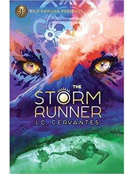 The Storm Runner by Amazon