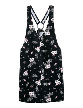 Dress With Printed Pattern by H&M