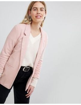 New Look Ponte Blazer by New Look