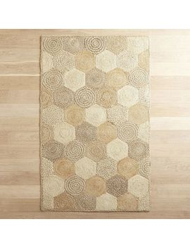 Egan Patch Jute Rug by Pier1 Imports