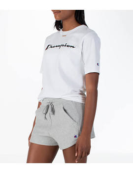 Women's Champion Heritage Hbr T Shirt by Champion