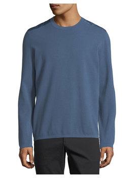 Fine Bilen Mx Long Sleeve T Shirt by Neiman Marcus