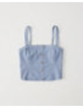 Oxford Cami by Abercrombie & Fitch