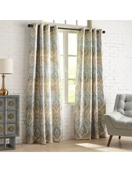 Aura Mineral Grommet Curtain by Pier1 Imports