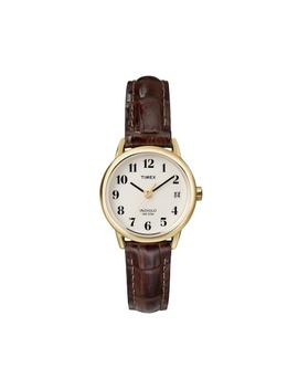 Timex Women's Leather Watch   T20071 Kz by Kohl's