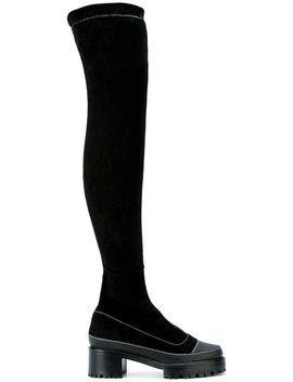 Kalena Boots by Nicole Saldaña