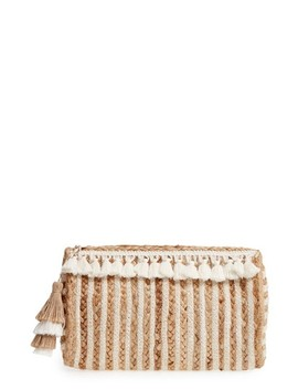 Mare Straw Clutch by Shiraleah