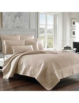 Zachary Pearl Quilted Set by Pier1 Imports