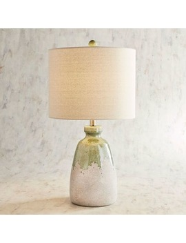 Lea Mint Ceramic Table Lamp by Pier1 Imports
