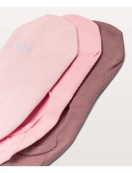 Secret Sock 3 Pack New by Lululemon