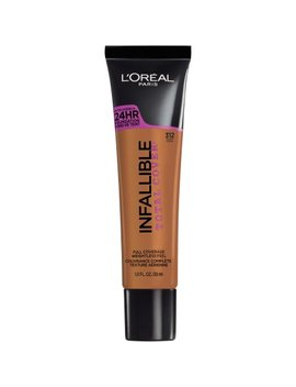 L'oreal Paris Infallible Total Cover Foundation, 312 Cocoa, 1.0 by L'oreal