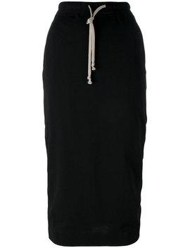 Pillar Skirt by Rick Owens Drkshdw
