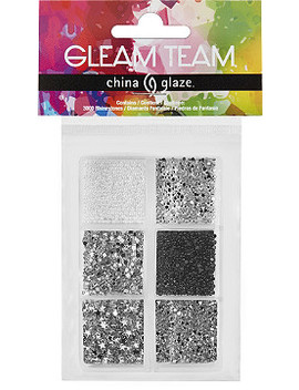 Gleam Team Stud And Rhinestone Kit by China Glaze